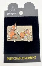 New ListingDisney Disneyland Dlr Cinderella Mice Gus & Jaq 2859 Rare Pin Vtg Retired A4 Htf