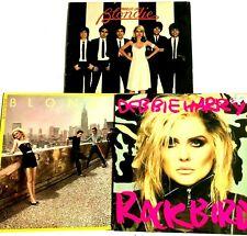 DEBBIE HARRY / BLONDIE Job Lot LPs Parallel Lines / Rock Bird / AutoAmerican