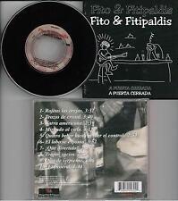 Fito & Fitipaldis – A Puerta Cerrada CD Album 1998
