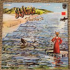 Genesis - Foxtrot - Scarce 1976 Spanish 6 track Philips issue vinyl LP