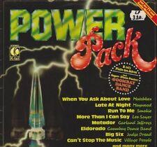 Power Pack (1980) Matchbox, Arabesque, Blondie, Maywood, Smokie, Ginger, .. [LP]