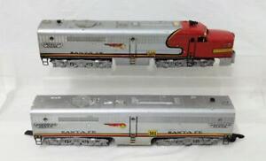 1950 American Flyer 362 PA PB 360 361 Santa Fe diesel ATSF Chief Link Runners