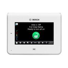 Bosch Alarm Systems B942 Touch Screen Keypad White