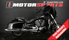 New Listing2015 Victory Motorcycles Cross Country 8-Ball Gloss Black