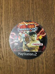 Tekken 5 for PS2 Sony PlayStation 2 PAL