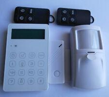 Wolf-Guard Mini GSM SMS Home Alarm Security System Door Sensor PIR Motion 433MHZ