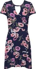 Vestiti da donna floreale lunghezza al ginocchio, taglia 44