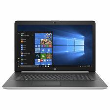 """HP 17z 17 Silver Laptop PC 17.3"""" 3.1Ghz 16GB 1TB AC WiFi DVD+RW HDMI USB 3.1"""