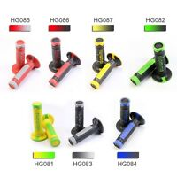 "22mm Motorcycle Hand Grips for Dirt Pit Bike Motocross Handle Bar 7/8"" Motorbike"