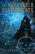 ARTHUR SLADE: THE HUNCHBACK ASSIGNMENTS - english