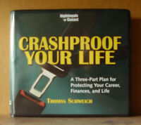 Crashproof Your Life: By Thomas Schweich - 7CDs includes Guide Book CD