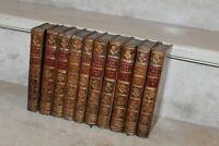 L'astrée de M.D'Urfé, Pastorale Allegorique (gravures) Rare Ed de 1733, 10 vol