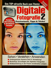 Sachbuch - Digitale Fotografie 2 - Praxiswissen, Tipps & Tricks - 161 Seiten