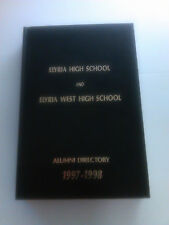 Elyria High School & Elyria West High School Alumni Directory 1997-1998 * Ohio