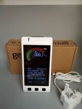 Brand NEW! Geo Duet 2 Energy Monitor Show Cost of Gas/Electricity Wireless UK !!
