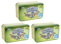 Skylanders Swap Force Collector Cards Tin - 3 Pack - Amazing Value