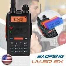Baofeng UV-5R EX 5W Dual Band VHF/UHF Two Way Radio CTCSS/DCS FM TOT Transceiver