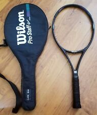Wilson Pro Staff Classic 7.5 si 4 1/2 110 sq inch Vintage Racket