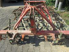Wiesenegge Wiesenschleppe Feldegge Schleppe Vertikutierer für Traktor