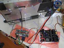HDMI+DVI+VGA LCD Lvds Controller Board Kit +Power Adapter(24V&12V) for LM240WU2