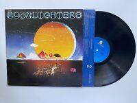 The Moonlighters – The Moonlighters Vinyl Album Record LPVG+