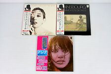 SERGE GAINSBOURG ~ MINI LP CD SET OF 3 ALBUMS, ORIGINAL, VERY RARE, OOP