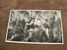 Salmon postcard - pretty waterfall - Rouken Glen Glasgow