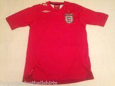 England 2006-08 Away Shirt S (FFS000263)
