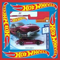 Hot Wheels 2020   TOYOTA 2000 GT   184/250  NEU&OVP