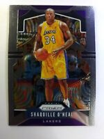 2019-20 Panini Prizm Shaquille O'Neal #11, Los Angeles Lakers, HOF