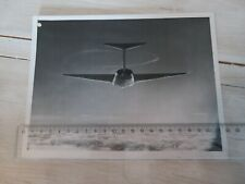 Original vintage press photo Royal Air Force Gloster Javelin prototype