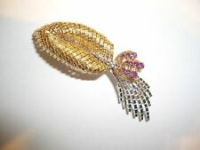 Reinheit IF Echtschmuck-Broschen & -Anstecknadeln mit Diamant für Damen