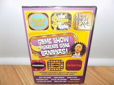 Game Show Moments Gone Bananas (DVD, 2010) Family Feud, Price is Right NEW!!!