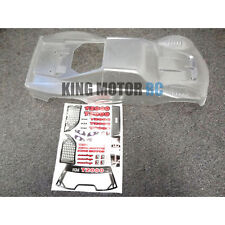 1/5 Scale King Motor T1000 Truck Body (clear) Fits HPI Baja 5T Rovan Terminator