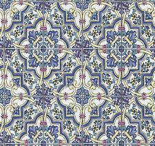 Vliestapete Fliesen-Optik weiß blau 13477-30 P+S Easy Wall (3,74€/1qm)