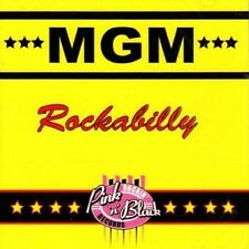 MGM ROCKABILLY 2CD - 61 tracks 1950s Rock 'n' Roll Andy Starr Conway Twitty NEW