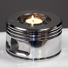 the Kate Jacobs Radial Engine WWII Airplane Piston Tea Light Taper Candle Holder
