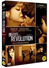 Before the Revolution (1964, Bernardo Bertolucci) Dvd New