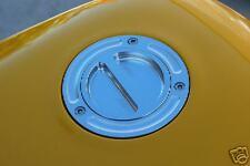 Suzuki Bandit 1250 ABS 650 S GSF 650 1200 Hayabusa GSX1300R Gas Fuel Cap Silver