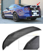 For 10-14 Ford Mustang CARBON FIBER GT500 Style Rear Trunk Lid Wing Spoiler