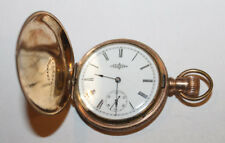 1894 Illinois Grade 140 Model 1 Size 6s / 7 Jewel Pocket Watch Village Engraving