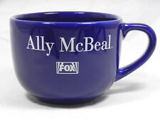FOX Ally McBeal Promotional Over sized Coffee Mug Cup, Calista Flockhart