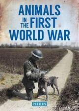 New, Animals in the First World War, Street, Peter, Book