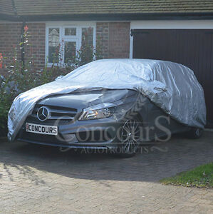 Mercedes A-Class Hatchback (W176) Breathable Car cover, model from 2013 onwards