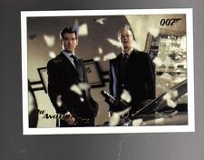 James Bond Archives Final Edition Die another Day #40 GOLD card 118/250