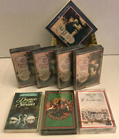 7PC lot Till the End of Time /  Holiday / Dance Swan Reader's Digest Cassettes