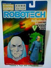 Robotech Robotech Master Robotech Masters Enemy Harmony Gold 1980s Moc / Sealed