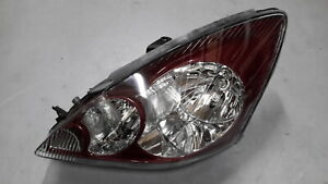 Headlight suit Mitsubishi Magna TL / TW Grange LHS - BRAND NEW GENUINE - MR93334