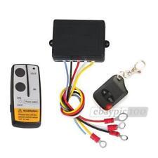 Controleur Télécommande de Treuil Sans Fil Remote DC 12V pour Camion Quad ATV