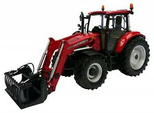 Universal Hobbies UH 4273 Case IH Farmall 115U Traktor mit Frontlader  1:32